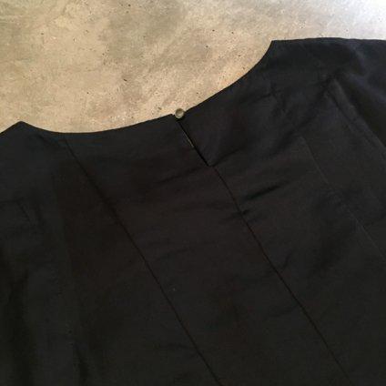 suzuki takayuki formal dress (スズキタカユキフォーマルドレス) Black