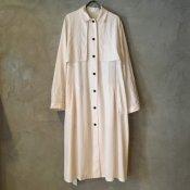 ikkuna/suzuki takayuki trench coat (イクナ/スズキタカユキ トレンチコート) Nude