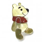 Paula Leekity Ring Winnie the Pooh (ポーラ リーキティ リング10号 くまのプーさん)