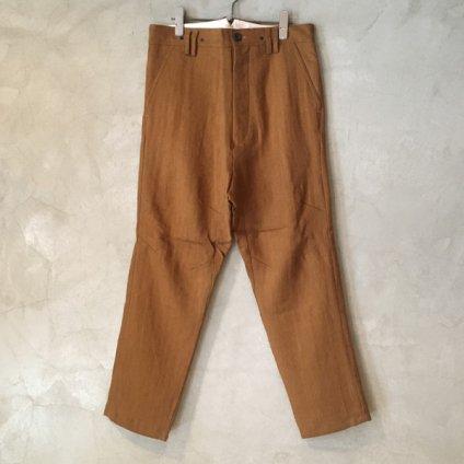 【30%OFF】suzuki takayuki pasted pants (スズキタカユキ ペーストパンツ) Black/Men's