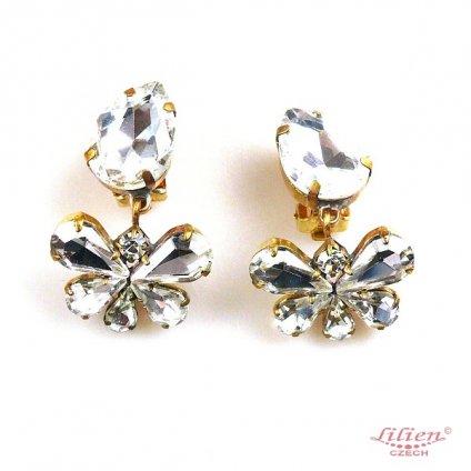 LILIEN(リリアン)Butterfly Earrings