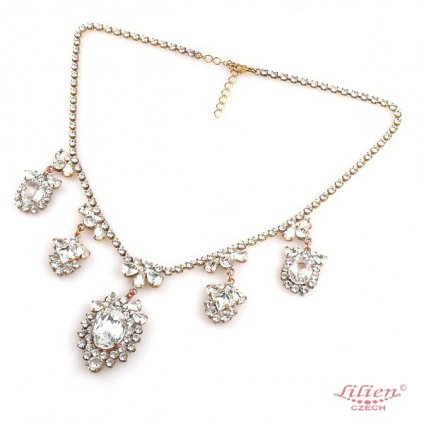 LILIEN(リリアン)CrystalCaress Necklace