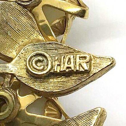 HAR(ハー) ブローチ