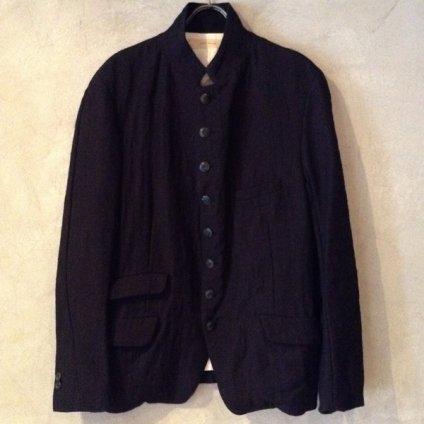 suzuki takayuki justaucorps (スズキタカユキ ジュストコール) Black/Men's