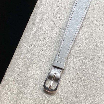 BAMBI(バンビ)別注 ROLEX CHAMELEON(ロレックス カメレオン)用ベルト Gray