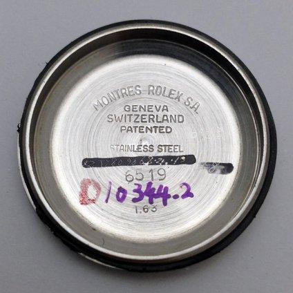 ROLEX OYSTER PERPETUAL(ロレックス オイスター パーペチュアル)純正尾錠・ベルト付