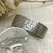 1890's Silver Bracelet (1890's シルバー ブレスレット)