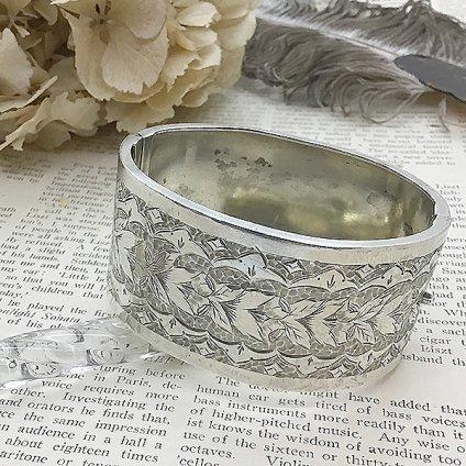 Victorian Silver Bracelet (ヴィクトリアン シルバー ブレスレット)