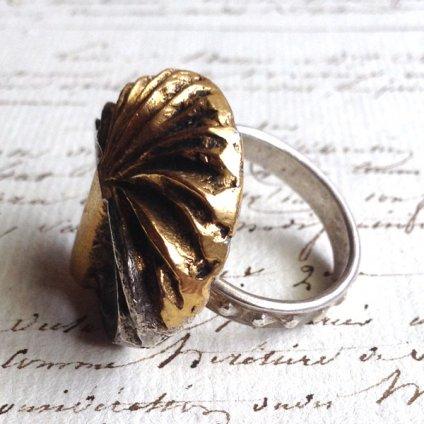 1920's Rene Mitler Metal  Ring (1920's ルネ・ミットラー メタルリング)