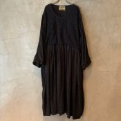 VINCENT JALBERT Lace Dress  (ヴィンセント ジャルベール レースドレス ) Black