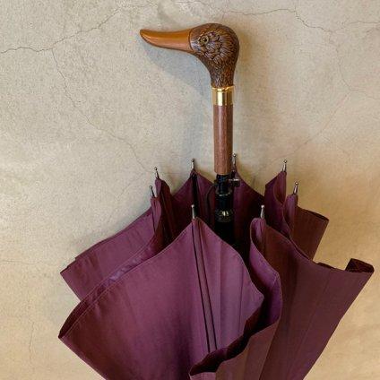 Guy de Jean (ギドゥジャン) 長傘 カモ Prune