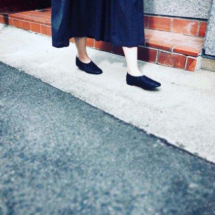 BEAUTIFUL SHOES Ballet Shoes(ビューティフルシューズ バレエシューズ )Black