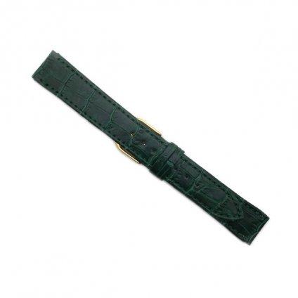 BAMBI(バンビ)別注 CARTIER MUST TANK (カルティエ マストタンク)用ベルト  SMサイズ Green