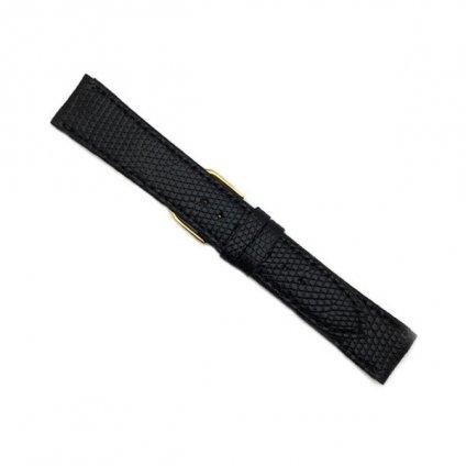 PIANOオリジナル カルティエタンク用ベルト LMサイズ Black