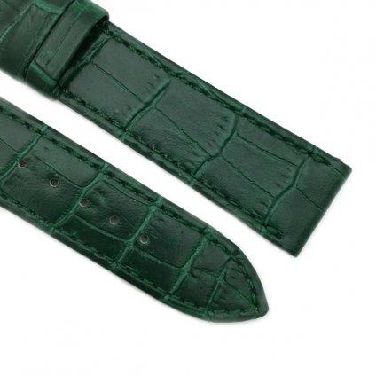BAMBI(バンビ)別注 CARTIER MUST TANK (カルティエ マストタンク)用ベルト  LMサイズ Green