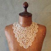 Victorian Tape Lace Collar(ヴィクトリア時代 テープレース つけ襟)