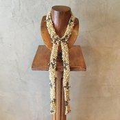 1950〜60's Long Pearl Beads Collar(1950〜60年代 ロングパールビーズ つけ襟)