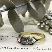 1920's Saphiret Antique Ring (1920年代 サフィレット アンティーク リング)
