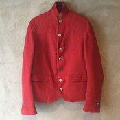 suzuki takayuki short jacket(スズキタカユキ ショートジャケット)Red