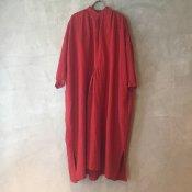 【再入荷】suzuki takayuki peasant dress �(スズキタカユキ ペザントドレス�)Red