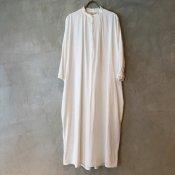 suzuki takayuki slip-on dress (スズキタカユキ スリップオンドレス) Nude
