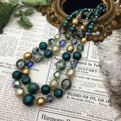 Vendome Green Necklace(ヴァンドーム グリーン ネックレス)