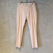 【20%OFF】suzuki takayuki stretch pants  (スズキタカユキ ストレッチパンツ) Nude