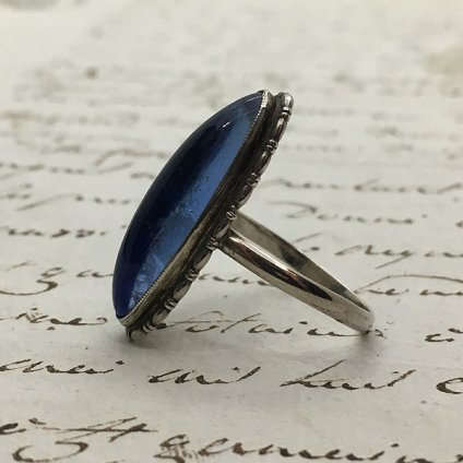 1930's Butterfly Wing Antique Ring (1930年代 バタフライウィング アンティークリング)