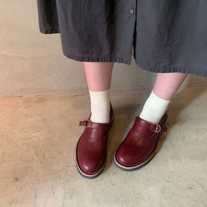 SONOMITSU(ソノミツ)Rain Shoes Bordeaux