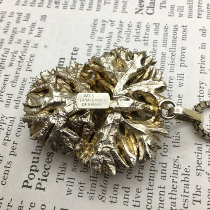 1960's Silver Gilt Necklace(1960年代 シルバーギルト ネックレス)