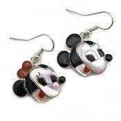 Paula Leekity Swing Pierce Mickey Mouse and Minnie Mouse (ポーラ リーキティ スイングピアス ミッキーマウス&ミニーマウス)