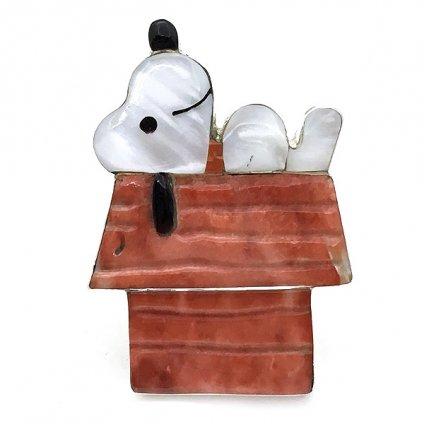 Paula Leekity Ring Snoopy on Rooftop  (ポーラ リーキティ リング15号 屋根の上のスヌーピー)