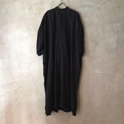 suzuki takayuki peasant dress �(スズキタカユキ ペザントドレス�)Black