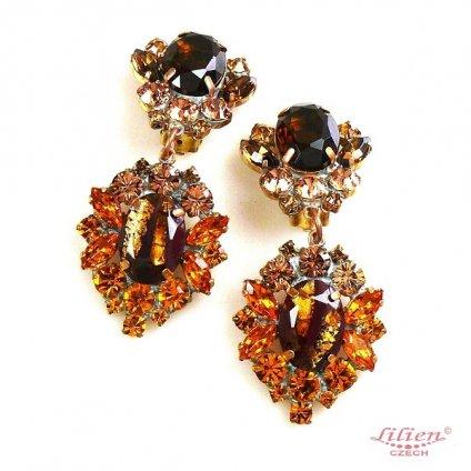 LILIEN(リリアン)Aztec Sun Earring