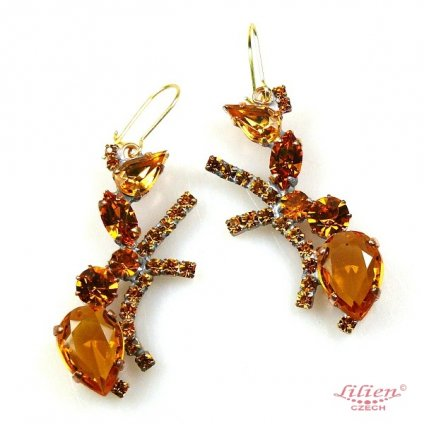 LILIEN(リリアン)Amber Ant Pierce