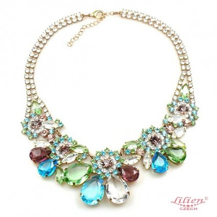 LILIEN(リリアン)Parisienne Bloom Necklace
