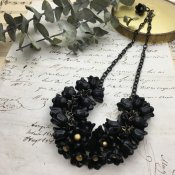 1960's Flowers Necklace (1960年代 フラワー ネックレス)