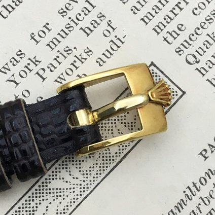 ROLEX ORCHID(ロレックス オーキッド) 極小ケース 純正尾錠付