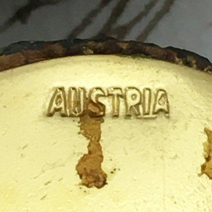 AUSTRIA (オーストリア) ブローチ