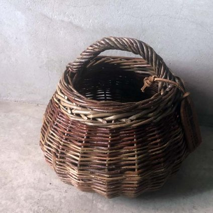 YVES ANDRIEUX WICKER BASKET (イヴ アンドリュー バスケット)  SMALL