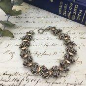 Silver Vermeil Bracelet ( シルバー べルメイユ ブレスレット)