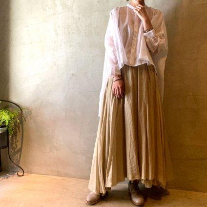suzuki takayuki long-tail shirt (スズキタカユキ ロングテール シャツ)Nude/Unisex
