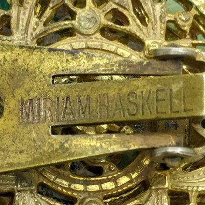 MIRIAM HASKELL(ミリアムハスケル)イヤリング
