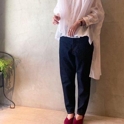 suzuki takayuki denim pants �(スズキタカユキ デニムパンツ�)One washed/Unisex