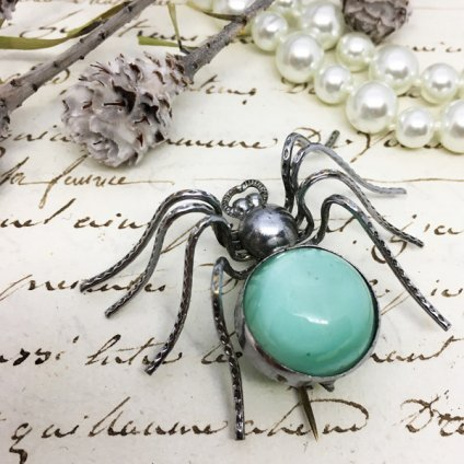 1920's Spider Brooch(1920年代 クモブローチ)