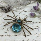 1930's Spider Brooch(1930年代 クモブローチ)