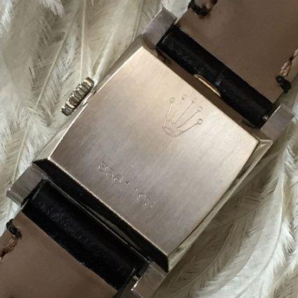 ROLEX PRECISION (ロレックス プレシジョン) 18KWG 純正尾錠・箱・保証書付き