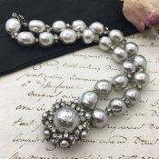1950's Baroque Pearl Bracelet(1950年代 バロックパール ブレスレット)