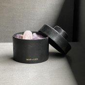 MAD et LEN Pot Pourri mini Rose ~amethyst,rose quartz~(マドエレン ポプリ ミニ ローズ)