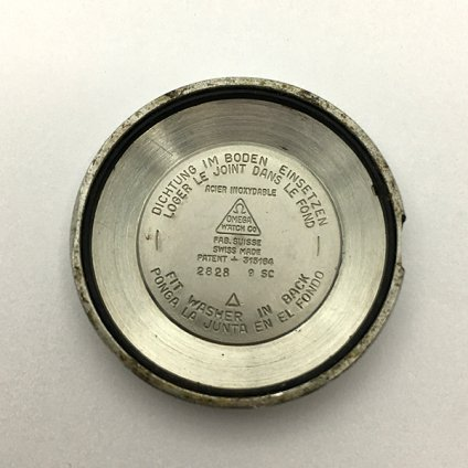 OMEGA SEAMASTER (オメガ シーマスター ) 楔形インデックス